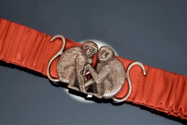 Réz majom öv 38.100 forint