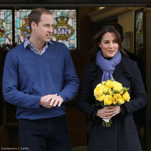 A sárga egyébként a királynő egyik kedvenc színe, amikor örömteli eseményen jelenik meg, mindig ilyen ruhát húz. De ez most mellékes