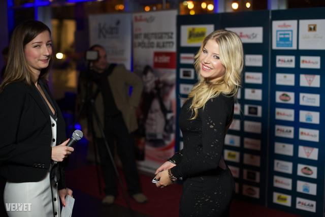 Szabó Zsófi lett a legfittebb színésznő