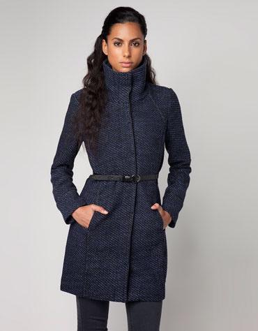 A kabáthoz hasonlót könnyű találni, pont ugyanolyat lehetetlen. A mi kedvencünk a Bershka 21995 forintos darabja
