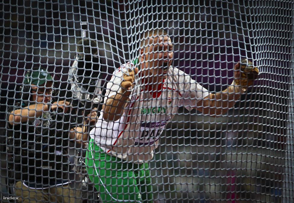 Még ugyanazon a napon, augusztus ötödikén este 80.59 méteres dobásával Pars Krisztián kalapácsvető megnyerte első olimpiai bajnoki címét. Második legnagyobb kísérlete is elég lett volna az aranyhoz.