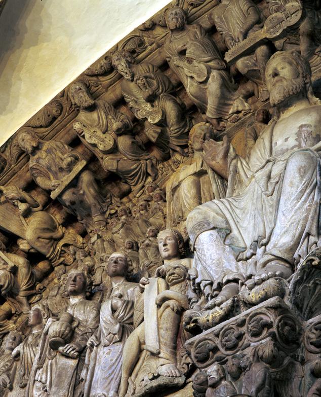 Santiago de Compostela közelebbről