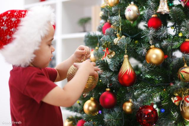 stockfresh 1462988 little-boy-decorating-christmas-tree sizeM