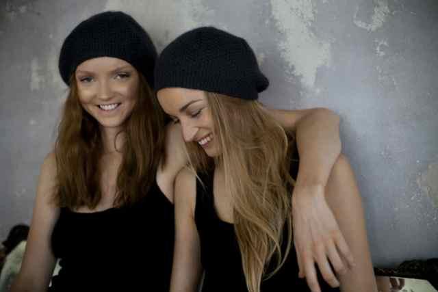 Lily Cole és Katherine Poulton a márka arca és alapítója egyben