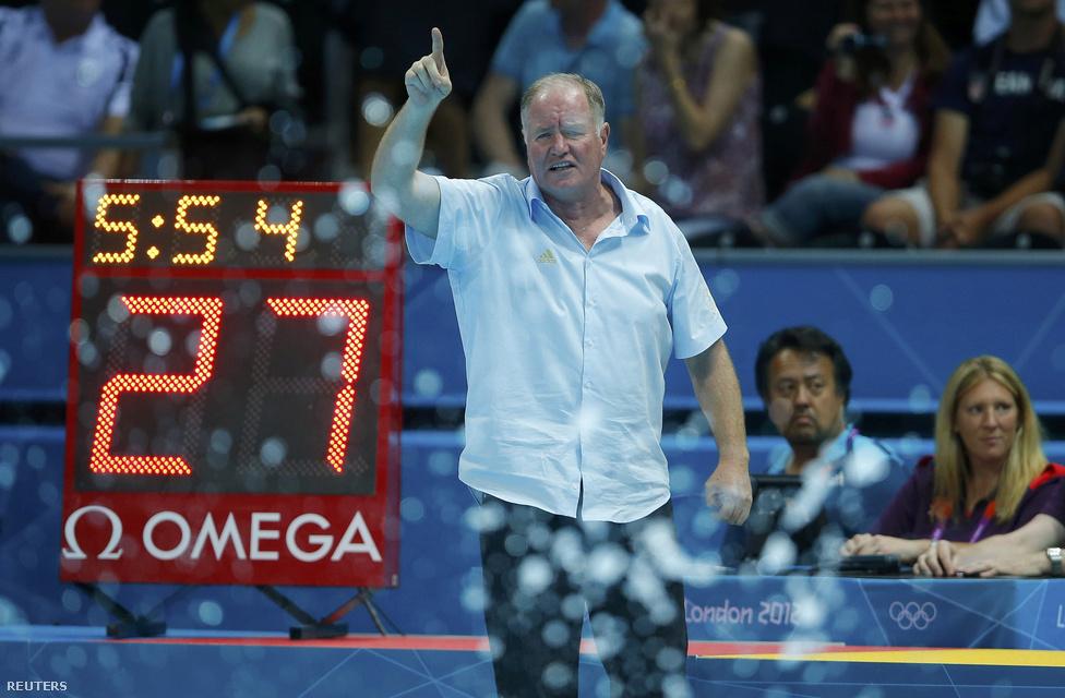 Kemény Dénes utolsó olimpiáján vezette a zsinórban három olimpiát nyerő férfi vizipólósokat. Londonban az ötödik helyig jutott a válogatott.