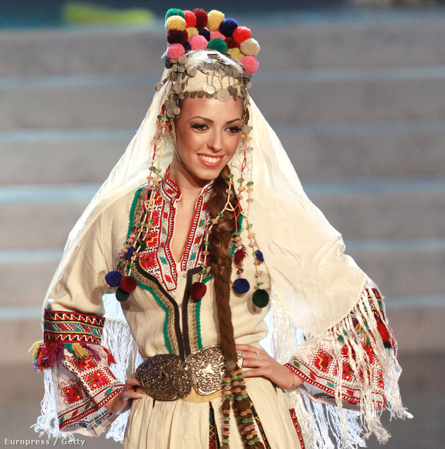 Miss Bulgária: Zhana Yaneva