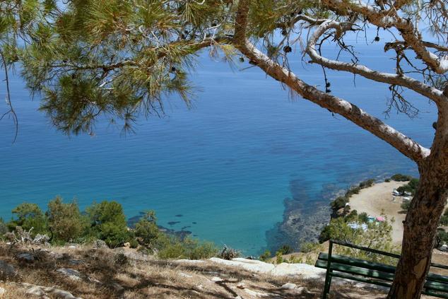 Ciprusi táj