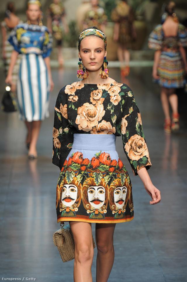 A Dolce  & Gabbanát rasszizmussal vádolták meg legújabb kollekciója miatt