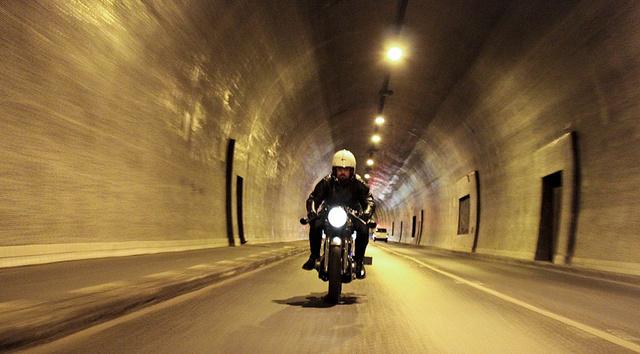 Suzuki az alagútban