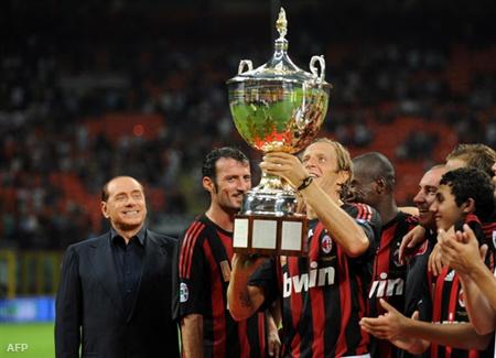 A Milan ebben az szezonban nem emel föl semmit