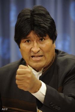 Morales elleni merényletre készültek?