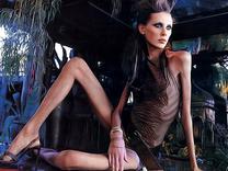 Újabb csata a csontsovány modellek ellen indított háborúban