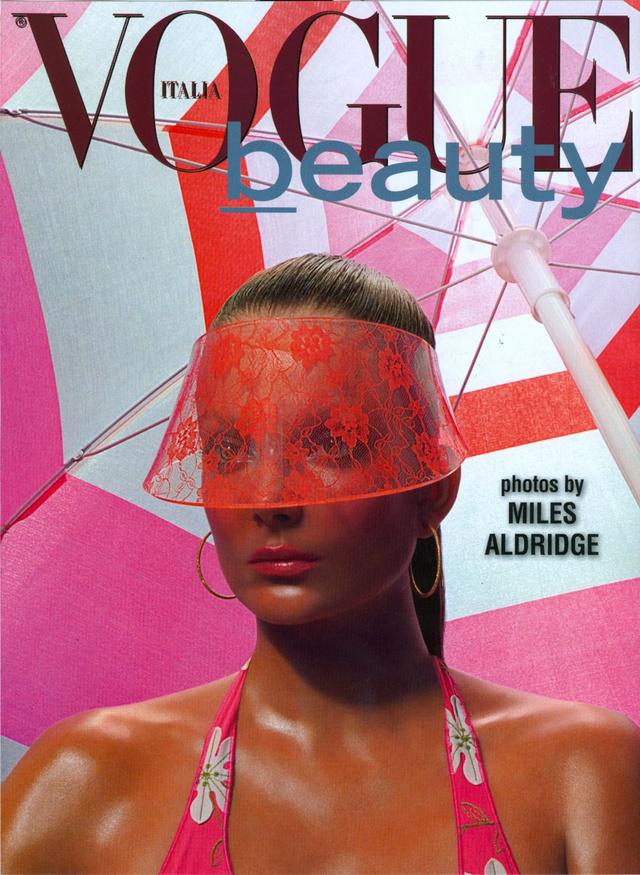 Mihalik Enikő nyári címlapja