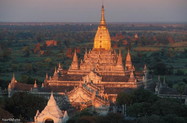 Mianmar, Shwedagon Pagoda