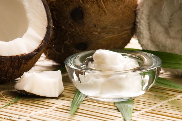stockfresh 770522 coconut-and-coconut-oil sizeM