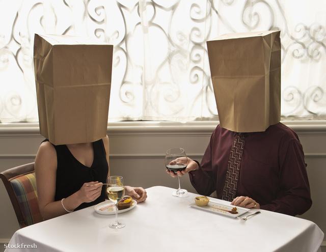 stockfresh 13293 couple-wearing-bags sizeM