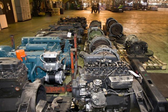 Pótmotor, kiszerelt motor, váltók