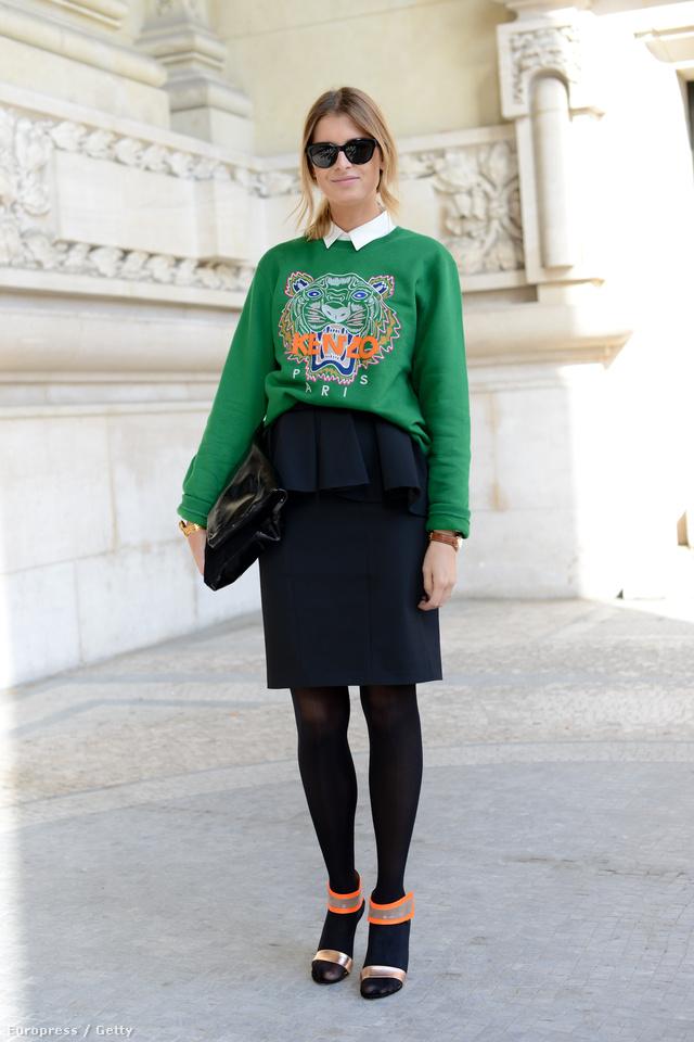 Világmárkák lógóval ellátott pulóvereket dobtak piacra 2012-ben
