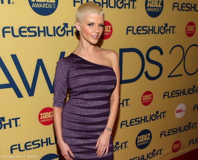 Joslyn James az XBiz Awards díjkiosztón