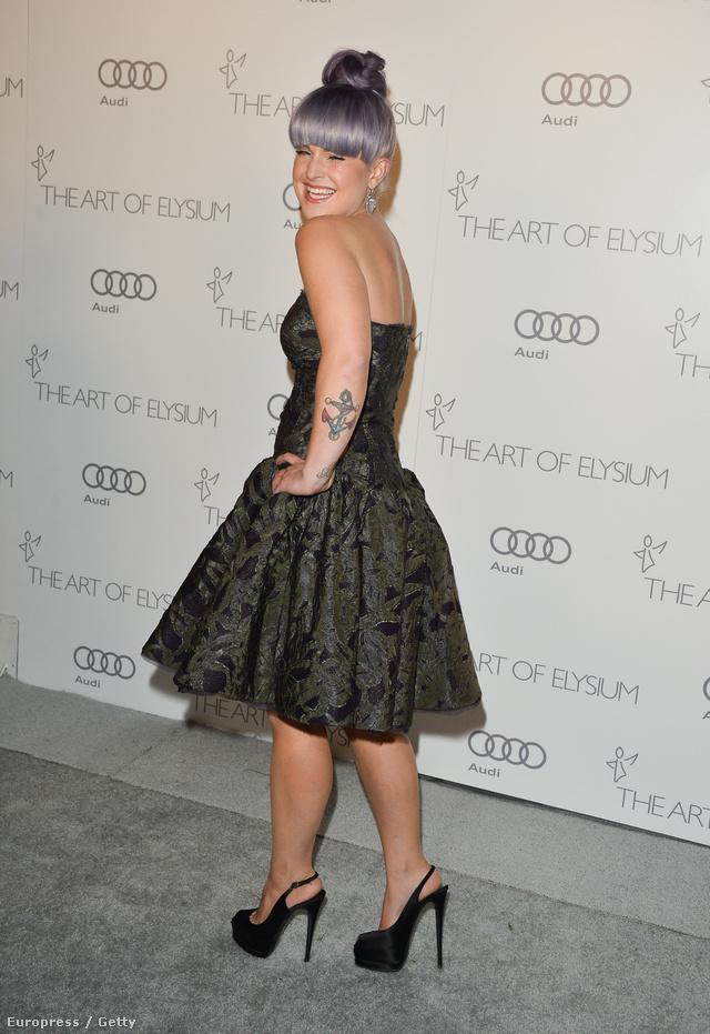 Kelly Osbourne Los Angelesben