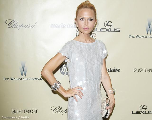 Ő a celebek stylistja, rég anorexiás, háta mögött salátaszívűnek gúnyolják. 41 éves, Nicole Richie-t is öltözteti.