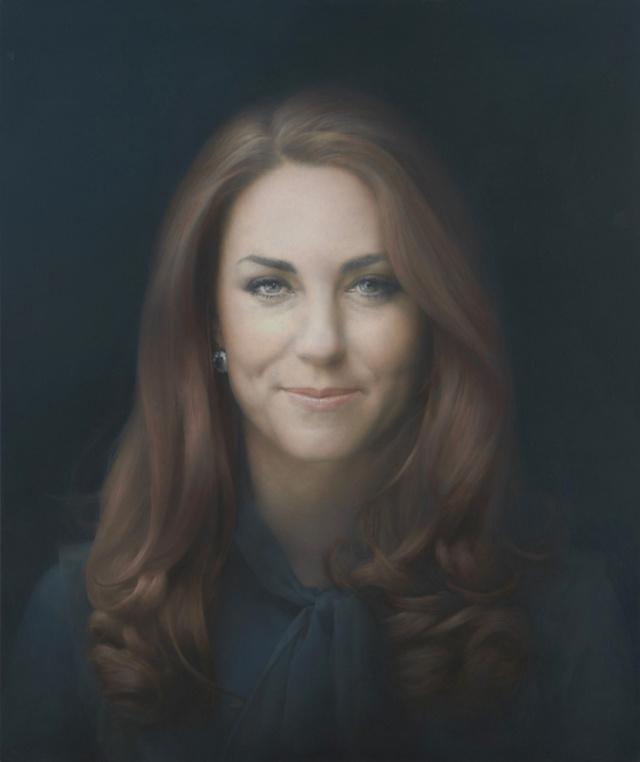 Katalin hercegné hivatalos portréja nem egy főnyeremény