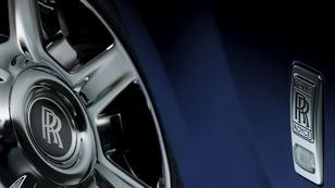 Villámgyors Rolls-Royce tavaszra