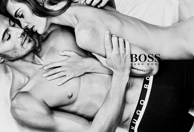 A modellek Alex Lundqvist és Rianne ten Haken