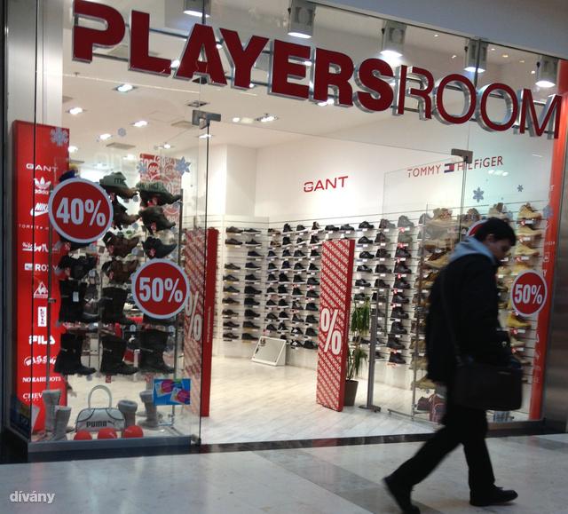 """Players Room: 40-50% kedvezmény, és a """"clubtagsági"""" kedvezményeket még nem is említettük."""