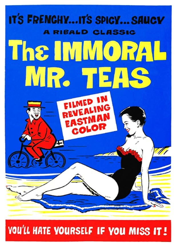 1959 - The Immoral Mr Teas