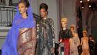 Párizsi haute couture: Lagerfeld leszbikusokkal támogatja a melegházasságot