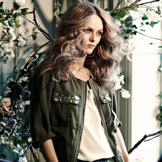 Vanessa Paradis a H&M új arca