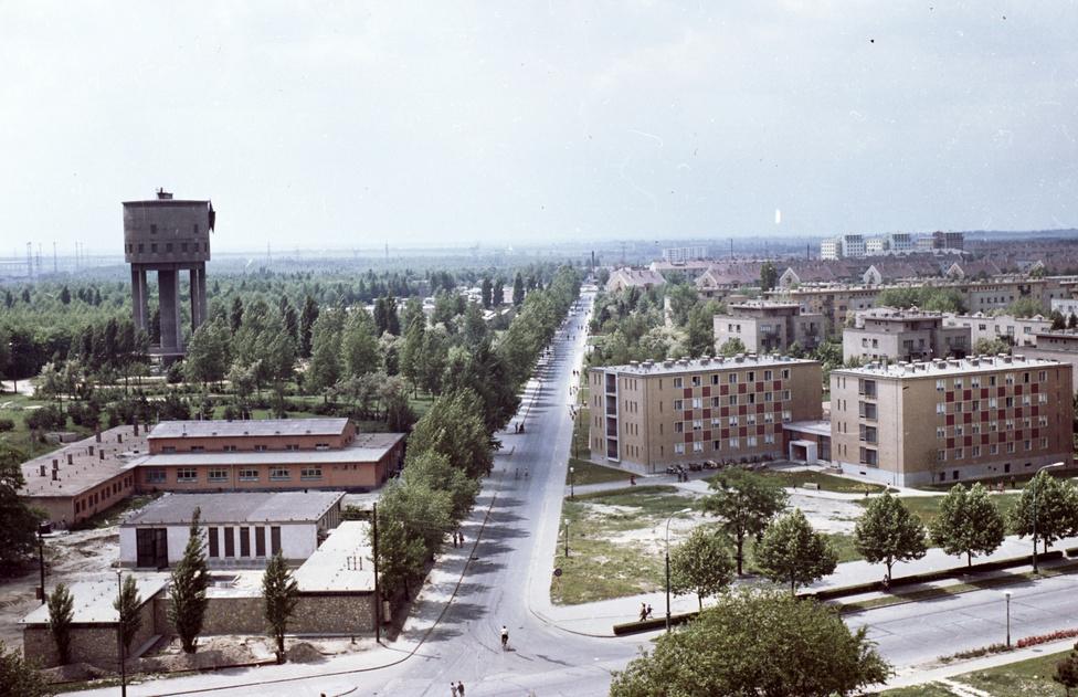 Dunaújváros, 1963.