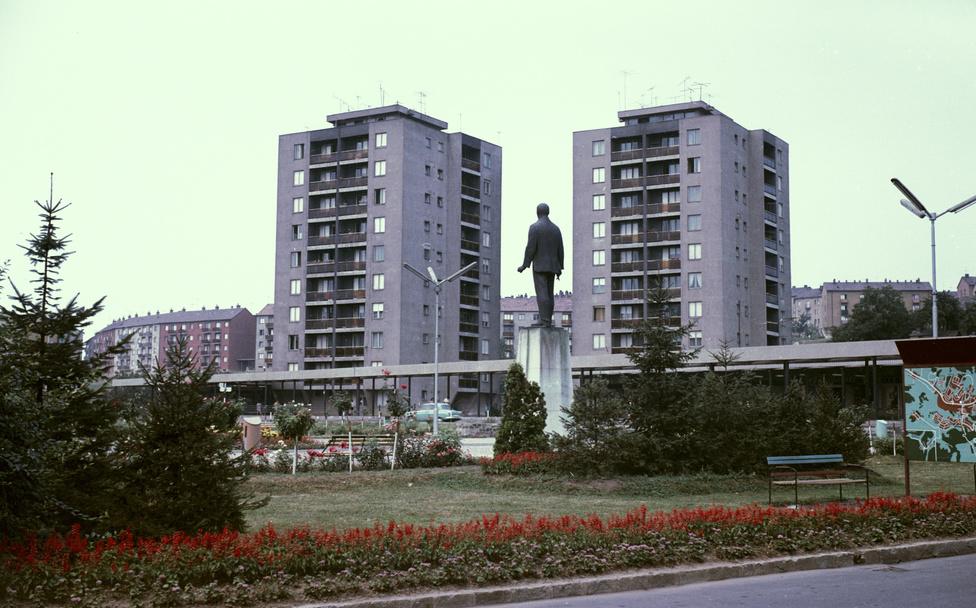Komló, 1968.