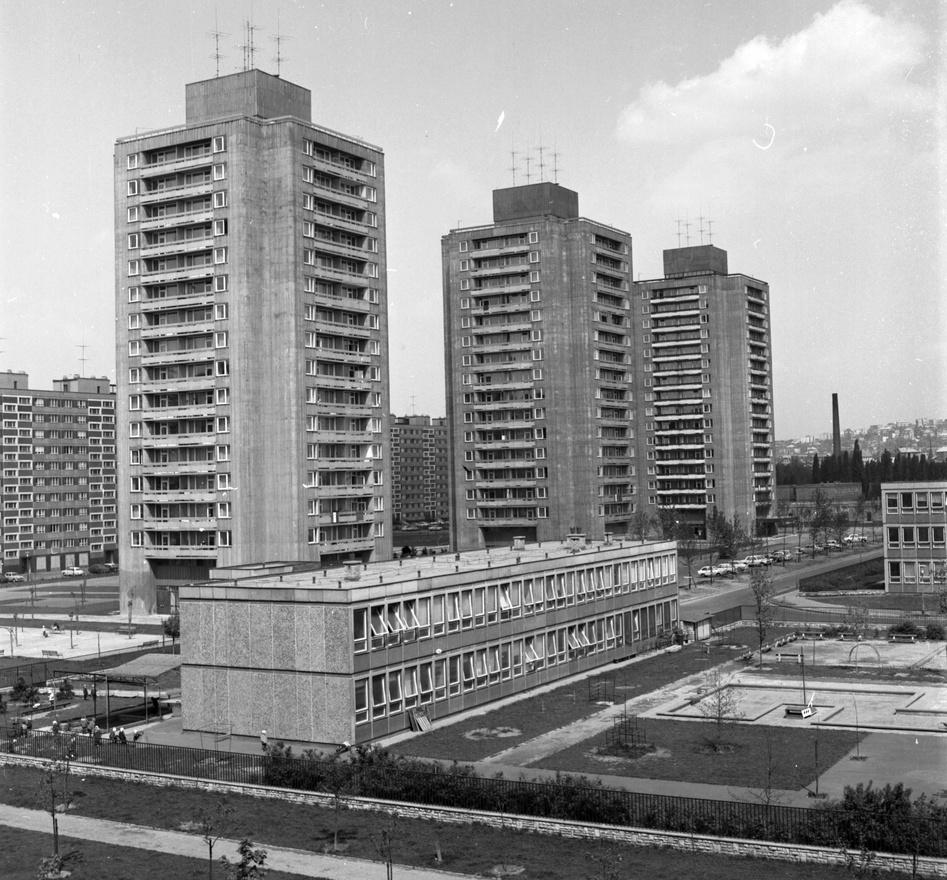 Budapest, 1969.