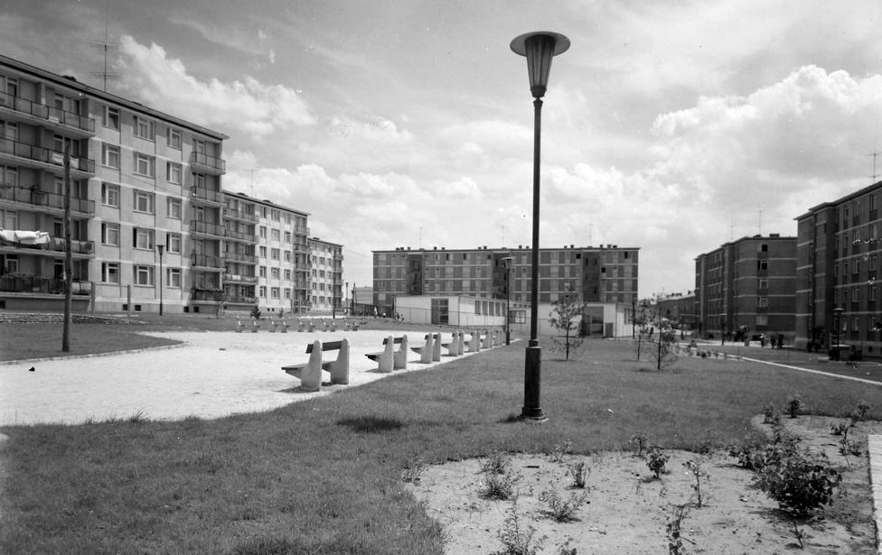 Tatabánya, 1965.