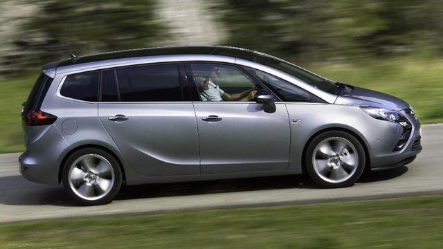 A Zafira utódját már Peugeot-Citroen tervezi