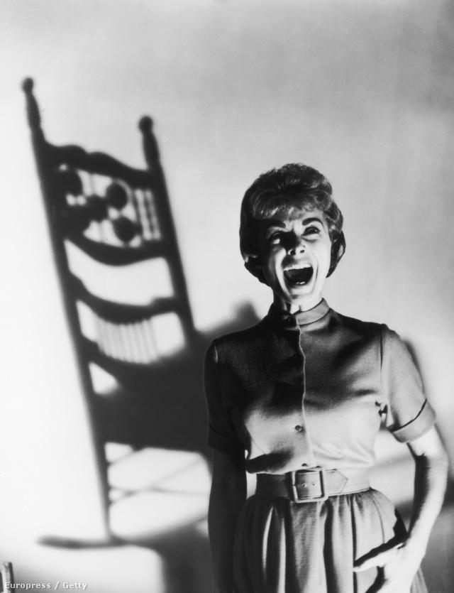 Janet Leigh síkit a Psychoban.