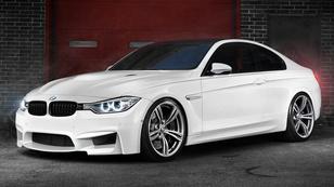 Gyengül a BMW M3-as