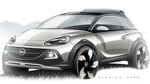 Rocks: lányos Opel, fiúknak
