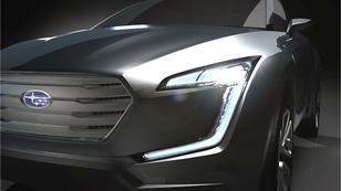 Viziv: a Subaru új stílusa?