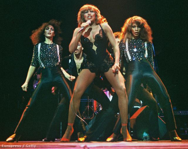 Tina Turner 1979-ben