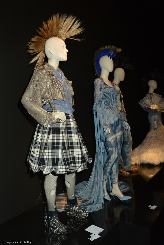 """Montreál után Rotterdamban is látható Gaultier """"Planet Mode"""" névre keresztelt kollekciója"""