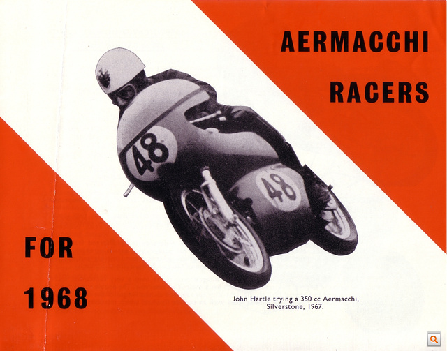 Aermacchi Racers 1968 page 1