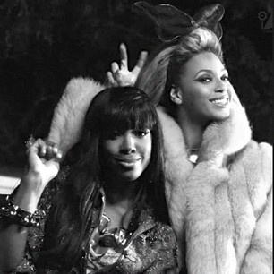 Így köszöntötte az Instagramon Beyoncé Kelly Rowlandet