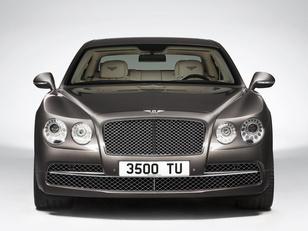 Megmutatták az új Bentley luxuslimót