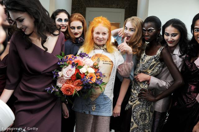 Westwood és modelljei
