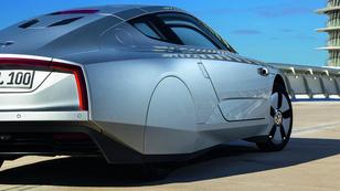 Egyliteres fogyasztású VW, és megvehető