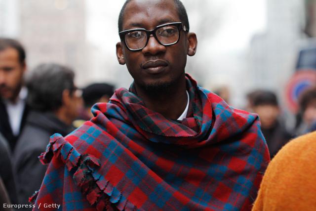Ne viselje a pokrócsálat aznap, amikor az új nyakkendőjét mutatná meg az utcának!