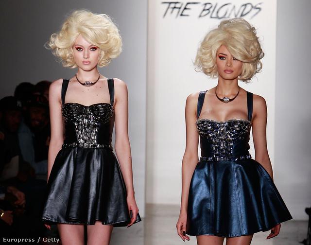 New York: The Blonds, 2013-2014. ősz-tél